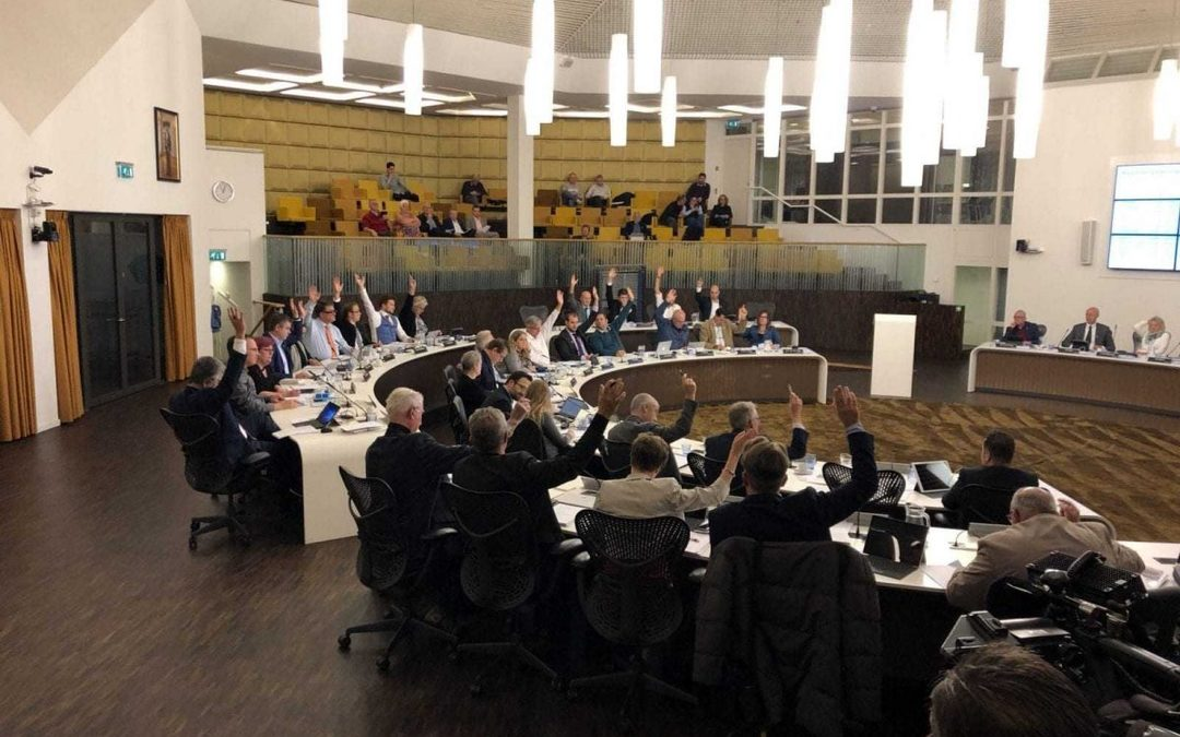 Gemeenteraad stelt € 25.000 beschikbaar voor Zeekadetkorps Lelystad