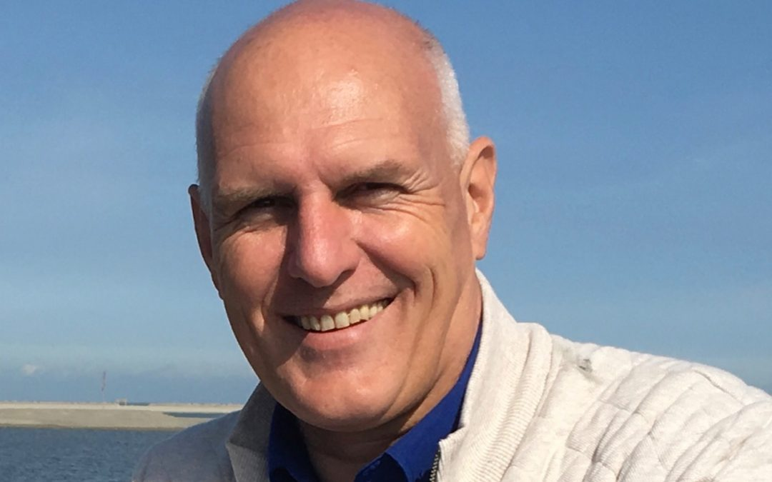 Ed Rentenaar treedt toe tot bestuur Zeekadetkorps Lelystad