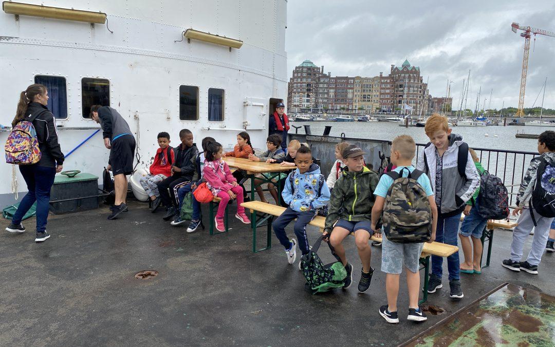 Omroep Flevoland bezoekt Port of Lelystad tijdens Summer's Cool